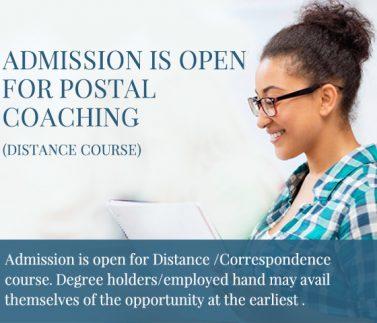 distance course
